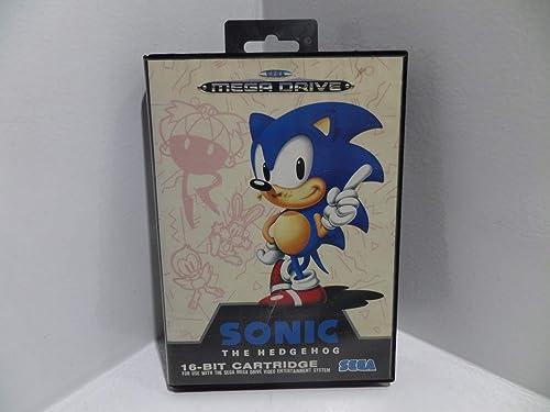 Sonic 1 Hedgehog [Megadrive FR]