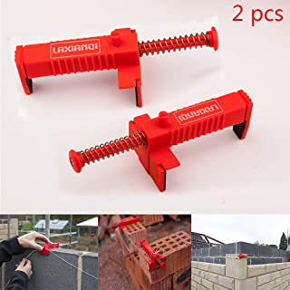 LXQ 3.5-4.7 Inch Brick Line Clips Line Runners Sold In Pairs