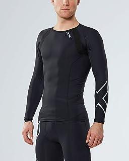 2XU Men's Long Sleeve Compression Top