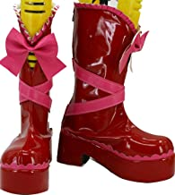 Cosplay Boots Shoes for Love Live Valentine's Day Maki Nishikino