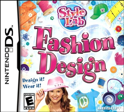 Style Lab: Fashion Design - Nintendo DS