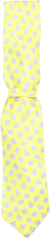 Luigi Borrelli Men's Floral Silk Tie Necktie