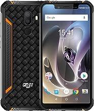 HK Stock Smartphones HOMTOM ZOJI Z33 Rugged Phone, Dual 4G, 3GB+32GB, IP68 Waterproof Dustproof Shockproof, Dual Back Cameras, 4600mAh Battery, Face ID & Fingerprint Unlock, 5.85 inch Android 8.1 MTK6