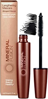 Mineral Fusion Lengthening Mascara Graphite, 0.57 Oz
