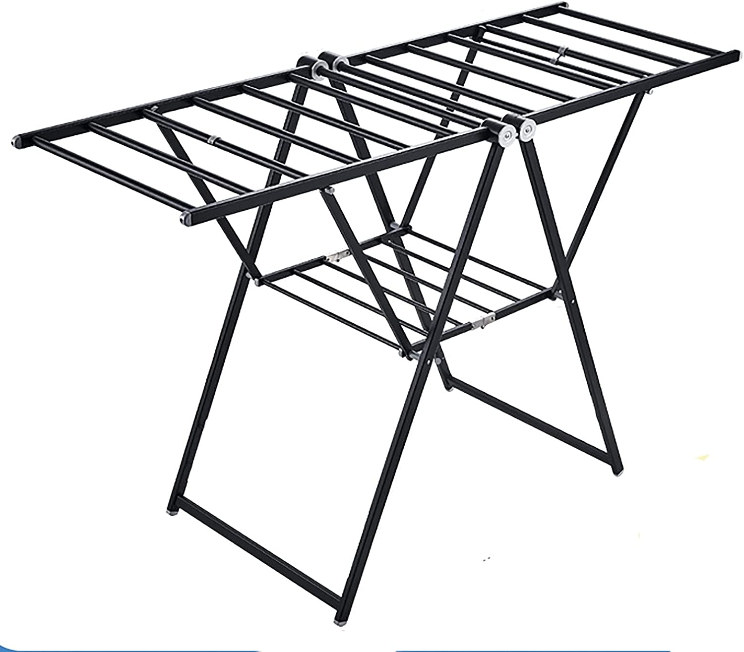Clothes Airer Indoor Home Balcony Lowest price challenge Gifts Installation-Free Dryi Folding