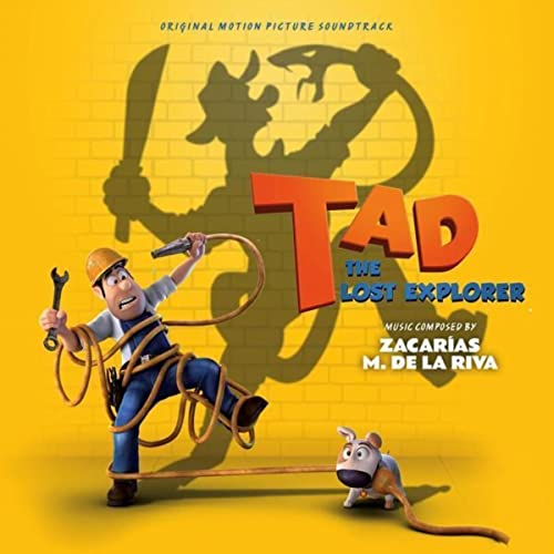 Tad - The Lost Explorer (Las Aventuras de Tadeo Jones