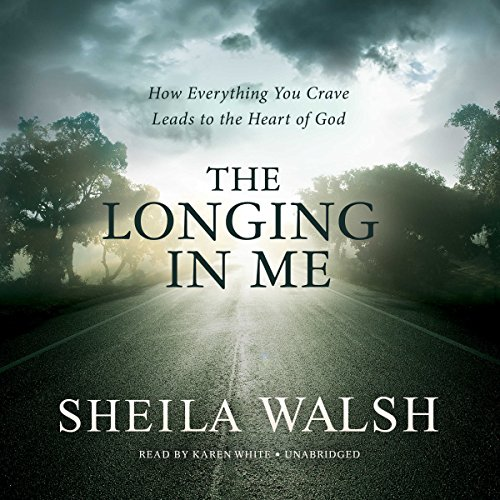 The Longing in Me audiobook cover art
