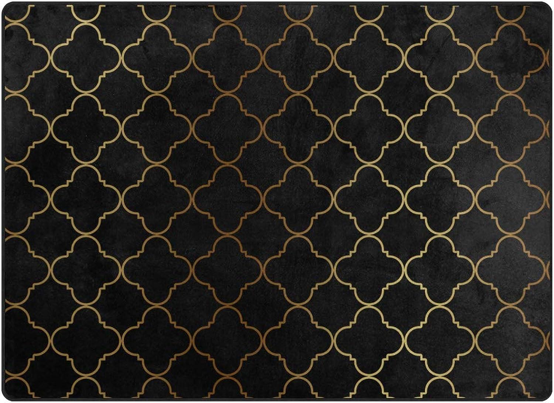 FAJRO golden Posy Rugs for entryway Doormat Area Rug Multipattern Door Mat shoes Scraper Home Dec Anti-Slip Indoor Outdoor