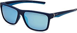 بيرسول نظارة شمسية كاجوال للنساء - اخضر غامق