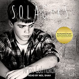 Solacers audiobook cover art