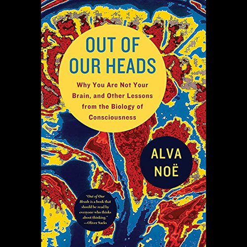Out of Our Heads audiobook cover art