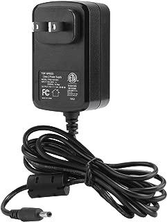 TOP-SPEED AC Power Supply Adapter Charger/Cord 21W for Amzon Alexa Echo 1st Gen 2nd Gen, Echo Show, Echo Plus, Echo Look, Fire TV 2nd Gen