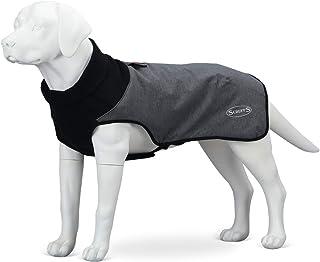 Scruffs Dog Thermal Dog Coat, 70cm, Cajun Grey