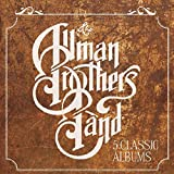 Songtexte von The Allman Brothers Band - 5 Classic Albums