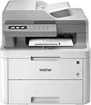 Brother MFC-L3710CW Compact Digital Color All-in-One Printer Providing Laser Printer..