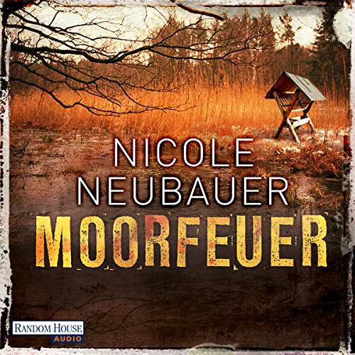 Moorfeuer audiobook cover art