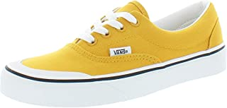 Era TC Men's Canvas Low Top Lace-Up Sneakers Yellow Size...