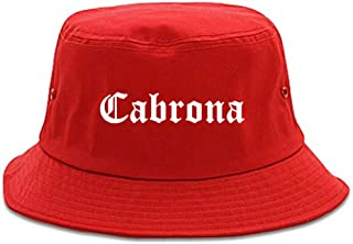 Kings Of NY Cabrona Spanish Mens Bucket Hat