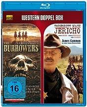 Western Doppel BD: The Burrowers / Todesritt nach Jericho