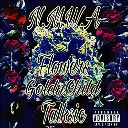 "Talksic feat. Jesse Rangel "" Goldnchild"""