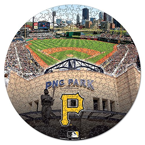 WinCraft MLB Pittsburgh Pirates Puzzle in Box (500 Piece)
