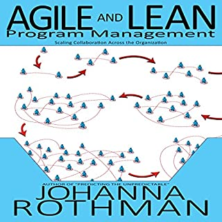 Agile and Lean Program Management cover art