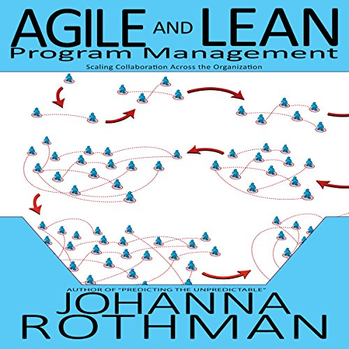 Agile and Lean Program Management audiobook cover art
