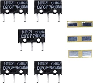 Micro Switch Microswitch Switches D2FC-F-7N(10M)*5pcs