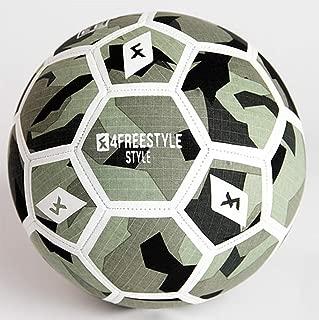 TAILLE 5 4Freestyle CAMOUFLAGE GRIPBALL BALLON DE FOOTBALL FREESTYLE