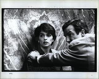 Historic Images - 1992 Vintage Press Photo Annabella Sciorra American Actress - DFPD69973