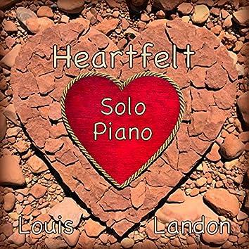 Heartfelt Solo Piano