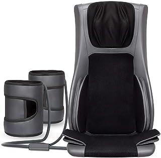 Fresh wild simple fashion Massage Cushion Shoulder Cervical Massager Electric Home Massage Chair Multi-function Body Massa...