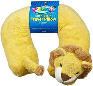 Cloudz Plush Animal Neck Pillows - Lion