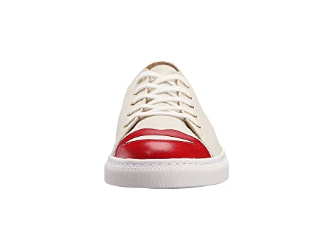 Charlotte Olympia Kiss Me Sneakers Off-White Kidskin/Nappa 100% Original Looking For Cheap Price Comfortable Online 8WSGo39QR