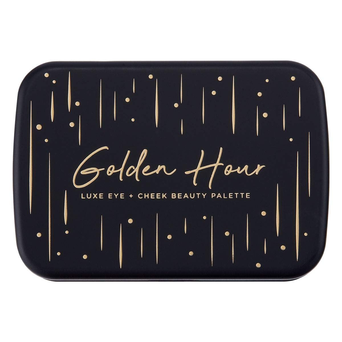 Aloette Golden Hour Luxe Eye and Beauty Cheek Surprise price Palette Max 62% OFF