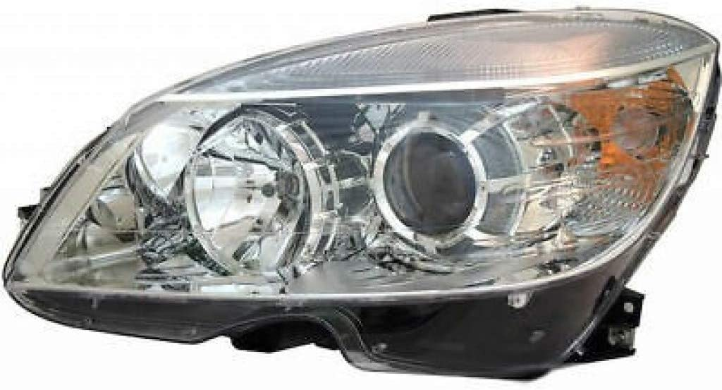 For Mercedes-Benz C230 Max 41% OFF C250 Our shop OFFers the best service C300 Headlight C63 AMG C350