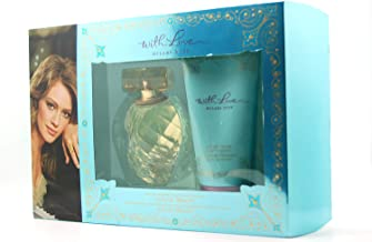WITH LOVE HILARY DUFF by Hilary Duff SET-EAU DE PARFUM SPRAY 3.3 OZ & BODY LOTION 5 OZ for WOMEN