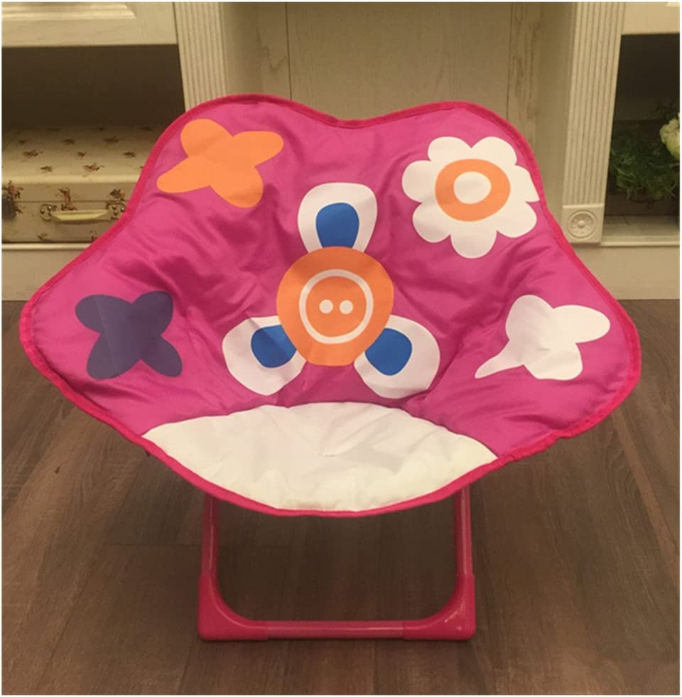 Children's Cartoon Max 89% OFF Chair Baby Be Folding Quantity limited Dining Portable