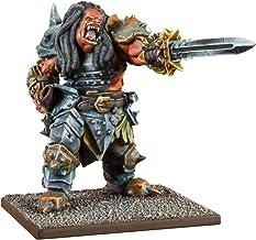 Mantic Kings of War: Vanguard Ogres Matriarch