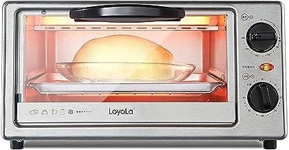 ZHZHUANG Cuisine Toaster Four 11L Fonction de Minuterie Fonction Doublege Toiture de La Porte Et Inférieur À La Chaleur 7...