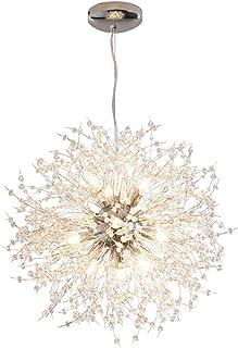 Dellemade Sputnik - Lámpara de araña, 12 luces, vintage, para comedor, salón, cocina, oficina, cafetería, restaurante