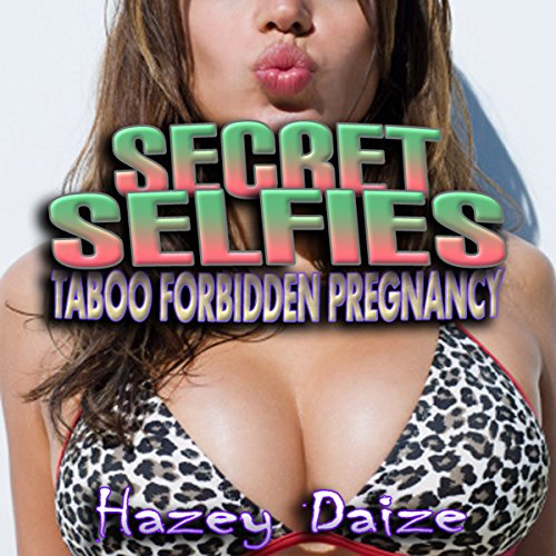 Secret Selfies audiobook cover art