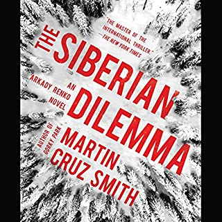 The Siberian Dilemma audiobook cover art