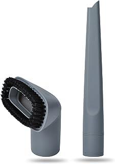 Poweka Vacuum Brush Crevice Tool Compatible with Shark Navigator Lift-Away Vacuum Cleaner Model NV350, NV352, NV355, NV356...