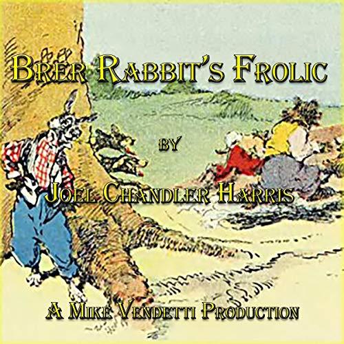 『Brer Rabbit's Frolic』のカバーアート