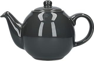 cer/ámica London Pottery Farmhouse Tetera peque/ña con infusor en Caja de Regalo