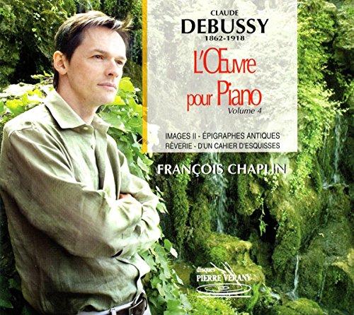 Debussy: Klavierwerke Vol. 4 - Images II/La Plus que lente/Epigraphes Antiques/Reverie/D'un cahier d'esquisses/Hommage à Haydn/Berceuse héroique/Page d'album/Elegie/Les soirs illuminés par l'ardeur du charbon