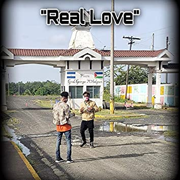 Real Love (feat. PDF Squeeze & el Campbell)