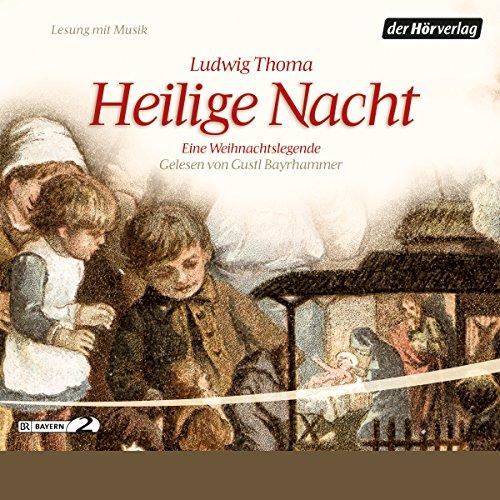 Heilige Nacht audiobook cover art