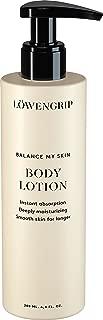 Löwengrip Balance My Skin Body Lotion - Shea Nut. Quick & Fast Absorption. Intense Hydration & Nourishment. Sweden's Fastest Growing Beauty Brand. All Skin Types + Sensitive Skin - 200 ml